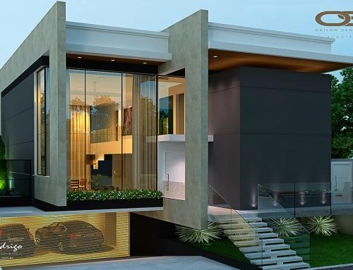 Projeto de Arquitetura – Casa Carvalho