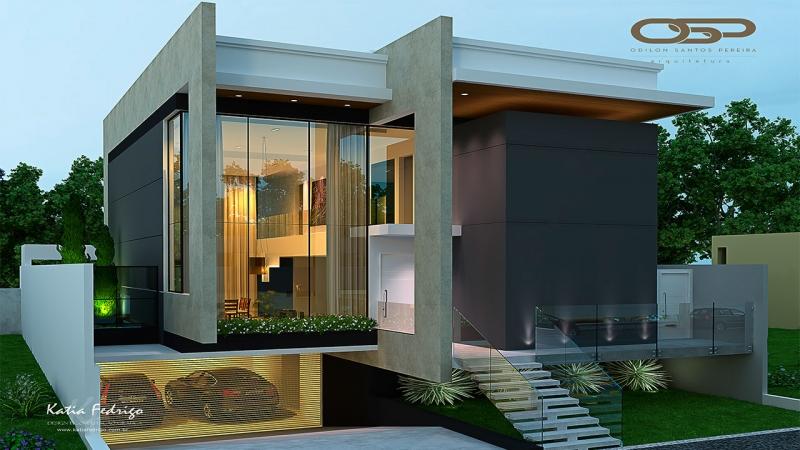 escritório de arquitetura residencial