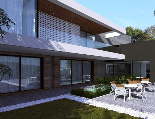 Projeto de Arquitetura – Casa Ferrari
